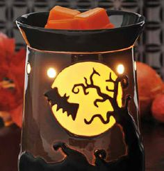 Scentsy Holiday Catalog 2012 with warmers for the holidays including Halloween, Christmas, Hanukkah. Including the holiday Scentsy Buddy, Pooki the Polar Bear. Halloween Photos, Halloween Boo, Holidays Halloween, Halloween Crafts, Holiday Crafts, Happy Halloween, Halloween Decorations, Halloween Ideas, Halloween Wax Warmer