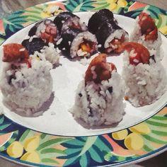 Shushi homemade by me