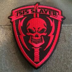 #AmericanInfidelInc  ...... These are halfway to sold out. These patches are being sold in sets of 100 for each color and will not be made again. There will be two more colors coming out....  https://americaninfidel.com/product-category/patches/