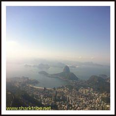 Pão de Açucar view from Corcovado, Rio de Janeiro, Brasil