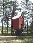 Soini museum windmill. South Ostrobothnia province of Western Finland. - Etelä-Pohjanmaa,