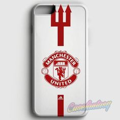Manchester United Adidas iPhone 6 Plus/6S Plus Case | casefantasy