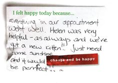 I felt today because everything in our appointment went well. Helen was very helpful as always and we've got a new kitten. Just need some sunshine and it would be perfect. Why do you feel today? Happy Today, Do You Feel, Appointments, Kitten, Sunshine, Felt, Success, Feelings, Cute Kittens