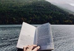 elvencantation:  book aesthetic: elementals: books and water