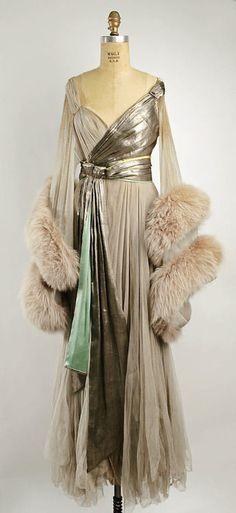 omgthatdress:    Dance Dress  Lucile, 1914  The Metropolitan Museum of Art