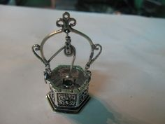 S 22g Scarce Vintage Miniature THE WELL 925 Sterling SILVER by spyrinex06 on Etsy