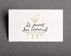 Le Pont du Canard, creación de marca