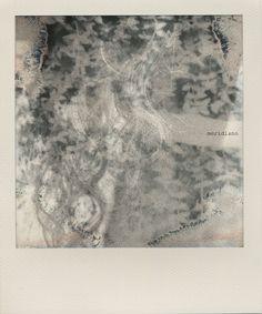 Polaroid de mi proyecto de dobles exposiciones: CONSTELACIONES. www.nataliaromay.com/#/constelaciones/