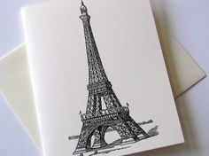 Hey, I found this really awesome Etsy listing at http://www.etsy.com/listing/62582074/set-of-10-eiffel-tower-notecards