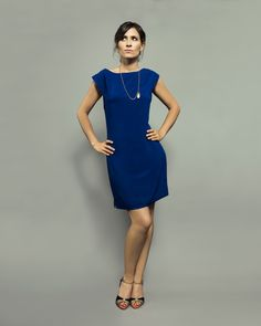 Robe & top Lisboa - patron de couture pour femmes   Orageuse