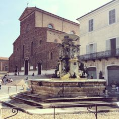 Piazza del Popolo, Faenza - Instagram by mirrifilippo