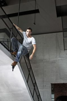 Chase Armitage Free Running & Parkour by Chase Armitage (Professional Parkour/FreeRun), via Flickr