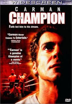 115 best carman my soulmate images on pinterest reality check carman the champion christian moviefilm dvd stopboris Image collections