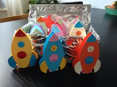 Homemade Sweets, Space Party, Boy Birthday, Baby Love, Toy Chest, Party Favors, Crafts For Kids, Treats, Dyi