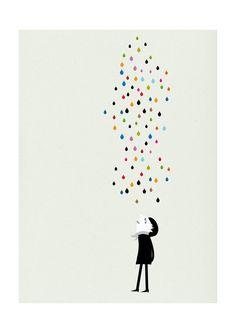 Image of Blanca Gomez<br>Monsieur Under the Rain