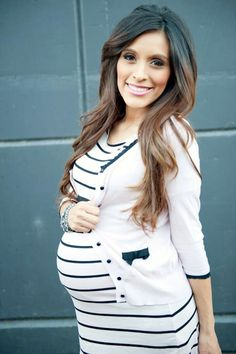 JEN - Good website for cute maternity clothes inspirations!