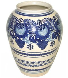 Talavera... one thing I notice with some, the brushwork is exactly like that of every country including early american folk painting