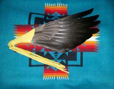 Native American Style Wing Fan, Pow Wow, Regalia, Peyote, Indian,powwow R - 71
