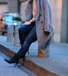 coats and boots