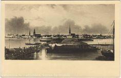 Riga (Latvia) old times,same beauty.