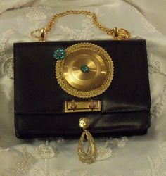 This is the Purse Marelle Carried to Tea in This Story.