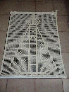 graficos de tapetes em croche para imprimir - Pesquisa Google: