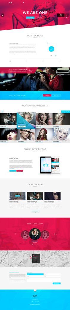 Website Templates Awards #creative