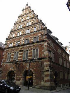 Bremen Stadtwaage  how I miss Bremen!