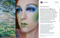 Si trucca il viso ispirandosi a quadri famosi: la trasformazione della make-up artist - Spettacoli - Repubblica.it