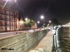 London's night