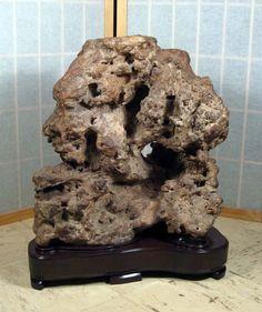 Ming Dynasty Stone 46x38x27 cm Philosopher stone