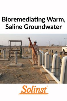 The Solinst Waterloo Emitter remediation device proved to be effective when used for enhanced aerobic bioremediation of contaminated groundwater in warm saline conditions. #waterlooemitter #groundwater #bioremediation