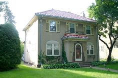 exterior spanish stucco colonial paint colors tiles clay uploaded