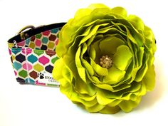 Dog Collar Flower Add-On for Your Custom Dog Collar by Dogologie Designs, $10.50