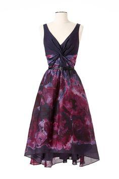 Beautiful dress from Target.