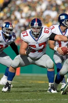 The Best of Chris Snee: New York Giants Guard Chris Snee announced his retirement after 10 NFL seasons - 7/21/14