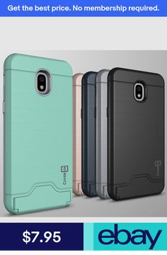For Samsung Galaxy J3 V 3rd Gen 2018StarAchieve Bling
