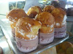 Rice Portuguese muffin