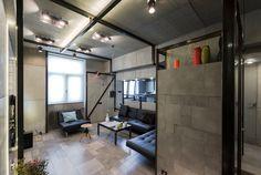 Plywood Apartment  / Alexey Rozenberg | ArchDaily