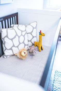 Baby fever y'all! It's real. And it hits when you least expect it! Though I'm tooootally not in baby zone quite yet, it doesn't stop me from oogling tiny toes and pinning nurseries left right and center. And at the top of said nursery pin board? This little dude's modern meets safari digs. Designed by […]