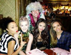 "Video: Little Mix celebrate ""Move"" with a girls night out!"