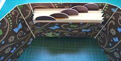 Envelope Box Envelope Box, Outdoor Furniture, Outdoor Decor, Bench, Boxes, Home Decor, Homemade Home Decor, Crates, Benches