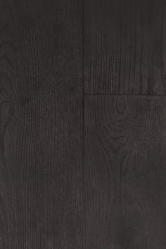 Nero Oak, Black   Element7 Hardwood Floors, Oak Flooring, Oil Brush, Surry Hills, Wabi Sabi, Dark Grey, Tiles, Marble, Inspiration