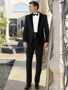 Hochzeitsanzüge - Inspiration für den Bräutigam | miss solution - Modell David