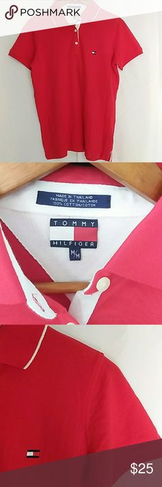 Tommy Hilfiger Polo shirt Gently used Tommy Hilfiger Polo shirt Tommy Hilfiger Tops