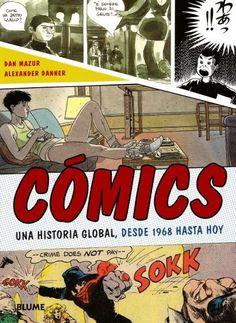 Cómics. Una historia global, desde 1968 hasta hoy-3209