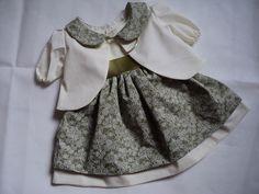 Ameiiii minha para minha afilhada S2 Vestido bebe Cláudia