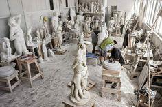 laboratori artistici a #Pietrasanta