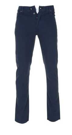 rag & bone Mens Slim Fit Navy Canvas Pants Size 36 in Blue NWT #ragbone…