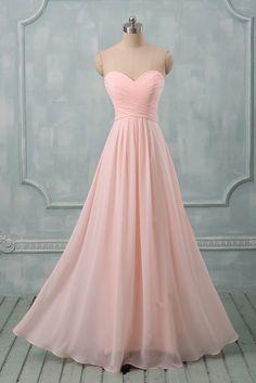 Wonderful 30 Pastel Wedding Dresses Design For Bride Looks More Pretty Pastel Wedding Dresses, Prom Dresses Long Pink, Pink Party Dresses, Pretty Prom Dresses, Sweet 16 Dresses, Tight Dresses, Designer Wedding Dresses, Cute Dresses, Light Pink Dresses